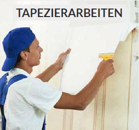 Tapezierarbeiten Service Frankfurt am Main